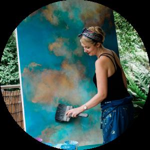 Charlotte Elizabeth cloud contemporary fine art