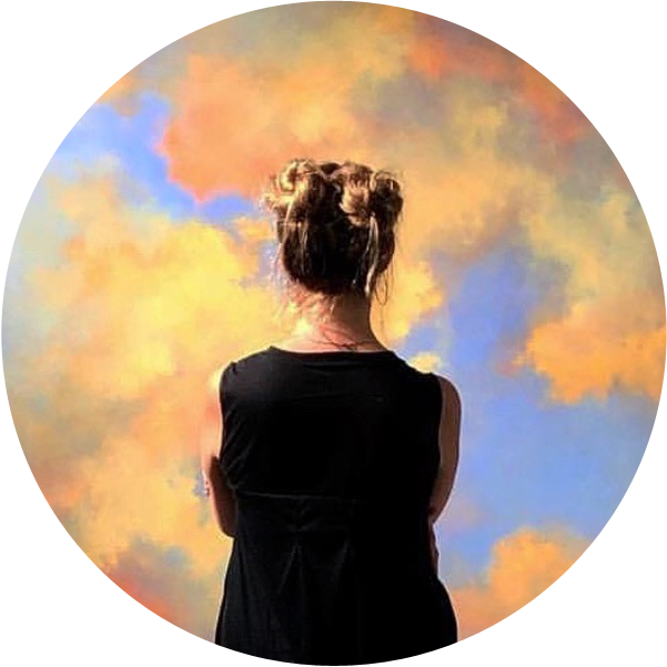 Charlotte Elizabeth cloud contemporary fine art