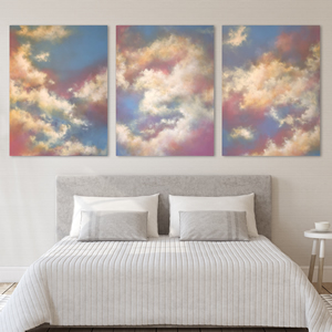 cloud contemporary art