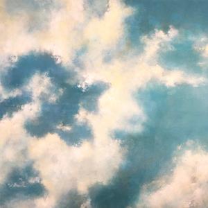 Cloud contemporary fine art